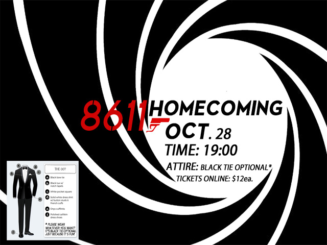 8611 Homecoming 2017