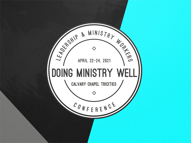 Ministry Conference 2021