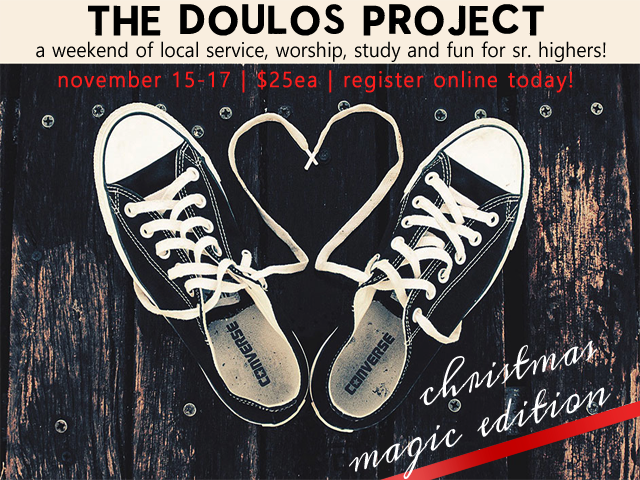 8611 Christmas Magic Doulos Project