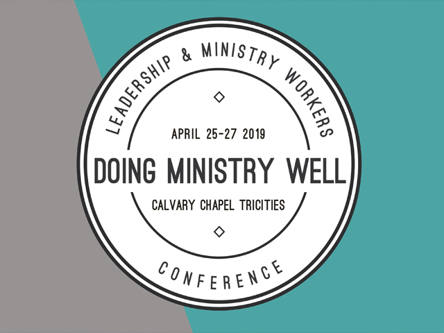 2019 Ministry Conference