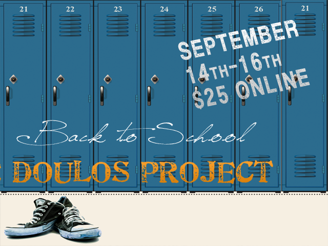 "8611 ""Back to School"" Doulos Project 2018"
