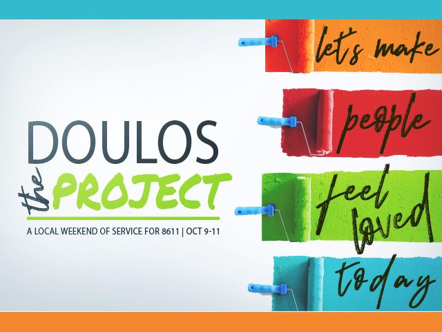 THE DOULOS PROJECT | October 9-11
