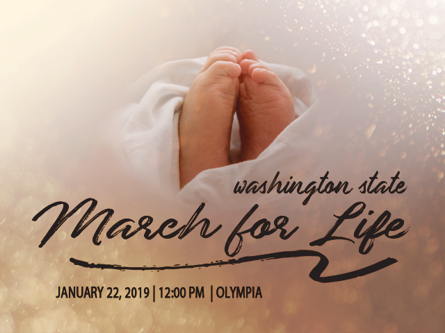 WA State March for Life